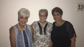 The three most beautiful women in DR! Las tres mujeres mas bellas en RD.